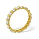 Eternity Ring Jessica 18K Gold Diamond 1.00ct H/Si - image 3