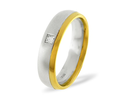 Lauren Diamond Wedding Rings