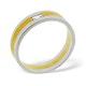 Mens 0.07ct H/Si Diamond 18K Gold Dress Ring  IYD38-9JUY - image 3