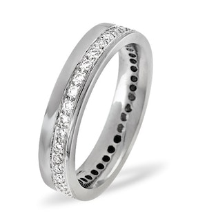 Rae Platinum Wedding Ring 0.38CT H/SI
