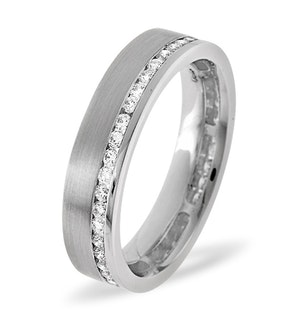 Emily Platinum Wedding Ring 0.38CT H/SI