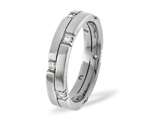 Ellie Diamond Wedding Rings