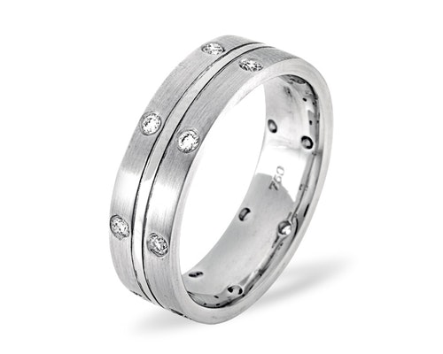 Lucy Diamond Wedding Rings