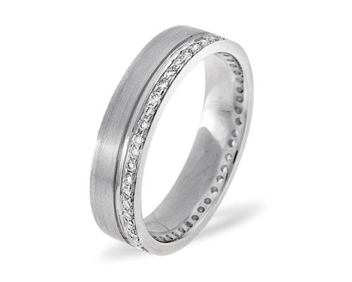 Chloe Diamond Wedding Rings