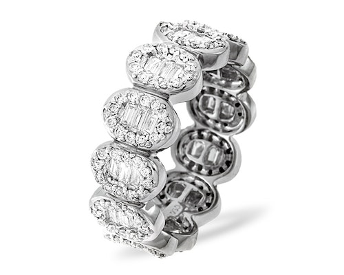 Sophie Eternity Rings