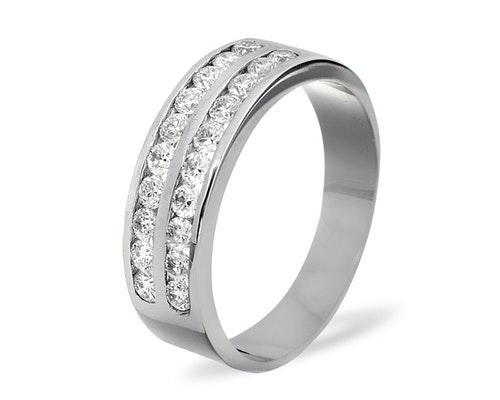 Lucy Half Eternity Rings