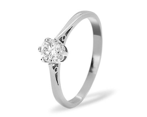 9K Gold Engagement Rings