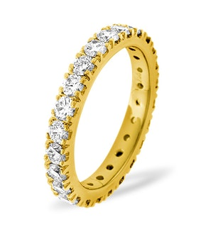 Poppy Eternity Rings