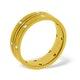Mens 0.21ct G/Vs Diamond 18K Gold Dress Ring - image 1