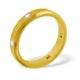 Mens 0.28ct G/Vs Diamond 18K Gold Dress Ring - image 1