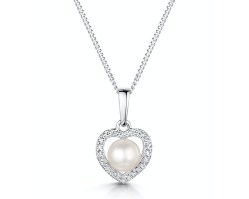 Pearl Necklaces And Pendants