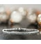 Chloe Lab Diamond Tennis Bracelet  3.00ct H/Si Set in 9K White Gold - image 3