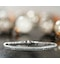 Chloe Lab Diamond Tennis Bracelet  3.00ct G/VS Set in 18K White Gold - image 3