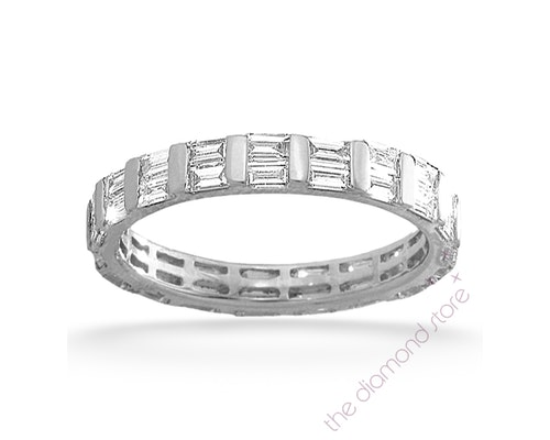 Jessica Eternity Rings