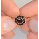 Garnet Ring 9K Yellow Gold - image 4