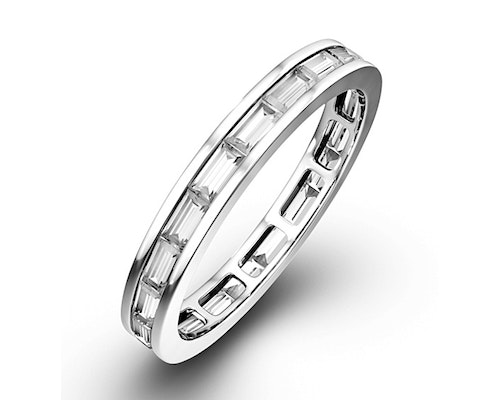 Lily Eternity Rings
