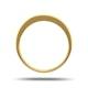 Rae Half Eternity Ring 0.33CT Diamond 9K Yellow Gold - image 3