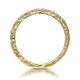 Eternity Ring 0.33CT Diamond 9K Gold - image 2