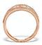 Vivara Collection 0.36ct Diamond and 9K Rose Gold Ring E5943 - image 2