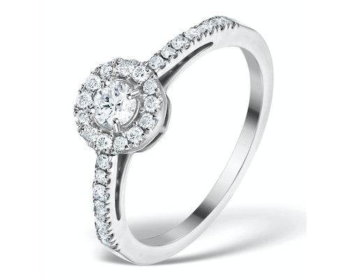 Martini Engagement Rings