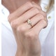 Stellato Collection Diamond Butterfly Ring in 9K Gold - image 3