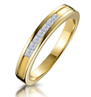 0.50ct Diamond Seven Stone Ring in 18K Gold