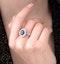 FET27 Matching Wedding Band Diamond 0.30ct H/Si in 18K White Gold - image 4