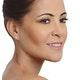 Platinum Rub-over Diamond Stud Earrings - 0.66CT - G/VS - 6.2mm - image 2