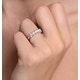 Chloe Platinum 5 Stone Diamond Eternity Ring 1.00CT G/VS - image 4