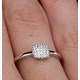 Stellato Collection Diamond Ring 0.03ct in 9K White Gold - E5995 - image 4