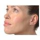 Small Fancy Earrings 0.25ct Diamond 9K White Gold - image 2