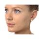 Huggy Earrings 0.33ct Diamond 9K Yellow Gold - image 3
