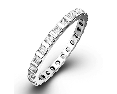 Olivia Eternity Rings
