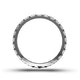 Eternity Ring Olivia 18K White Gold Diamond 3.00ct G/Vs - image 3