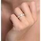 Mens 2ct H/Si Diamond 18K Gold Full Band Ring  IHG45-422JUA - image 4