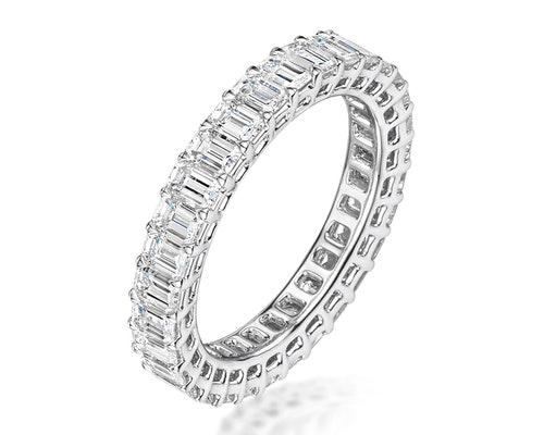 Francesca Eternity rings