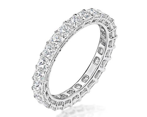 Gabriella Eternity Rings