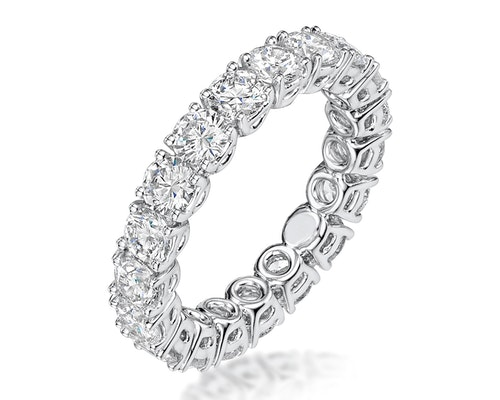 Sienna Eternity Rings