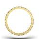 Eternity Ring Hannah 18K Gold Diamond 0.50ct G/Vs - image 3
