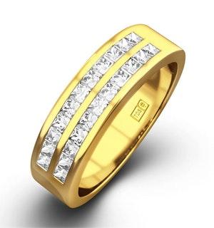 Holly Half Eternity Rings