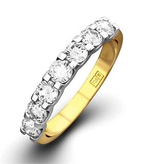 Chloe Half Eternity Rings
