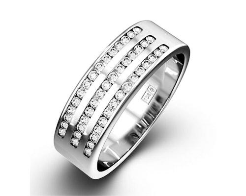 Amy Half Eternity Rings