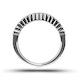 SOPHIE 18K White Gold Diamond ETERNITY RING 0.50CT G/VS - image 3