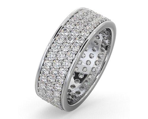 Tia Eternity Rings