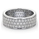 Eternity Ring Tia 18KW Diamond 2.00ct H/Si - image 3