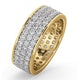Eternity Ring Tia 18Ky Diamond 2.00ct H/Si - image 1