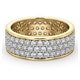 Eternity Ring Tia 18Ky Diamond 2.00ct H/Si - image 3