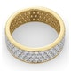 Eternity Ring Tia 18Ky Diamond 2.00ct H/Si - image 4