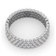 Mens 2ct G/Vs Diamond 18K White Gold Full Band Ring  IHG30-422XUY - image 4