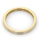 Eternity Ring Lauren 18K Gold Diamond 0.50ct G/Vs - image 4